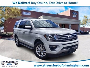 2021 Ford Expedition XLT SUV 4X4 EcoBoost 3.5L V6 GTDi DOHC 24V Twin Turbocharged Engine Automatic 4 Door