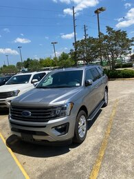 2021 Silver Ford Expedition XLT Automatic SUV EcoBoost 3.5L V6 GTDi DOHC 24V Twin Turbocharged Engine 4X4