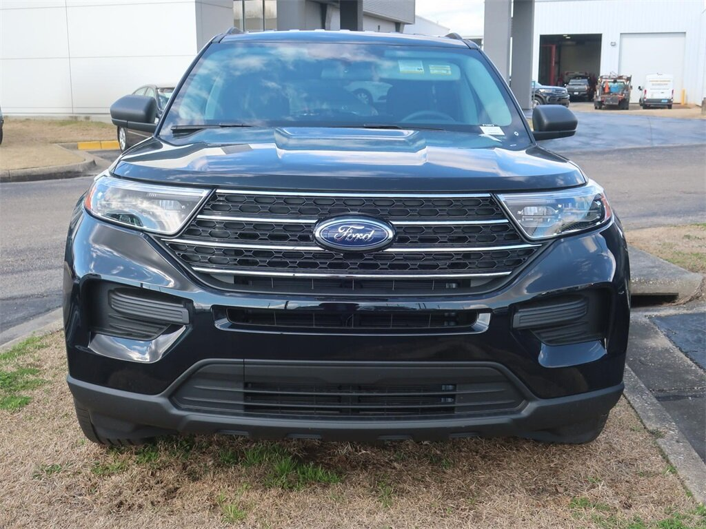 2021 Ford Explorer XLT RWD Automatic SUV EcoBoost 2.3L I4 GTDi DOHC Turbocharged VCT Engine