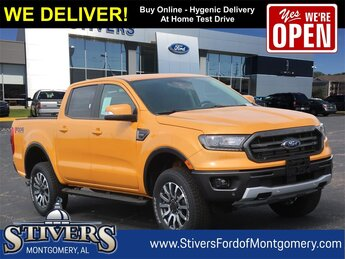 2021 Ford Ranger Lariat Automatic 4X4 4 Door