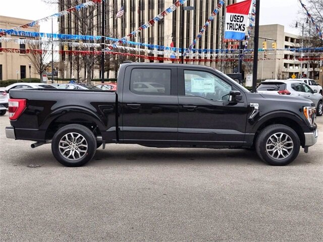 2021 Ford F-150 Lariat 2.7L V6 EcoBoost Engine RWD Truck 4 Door