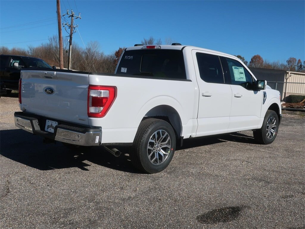 2021 Ford F-150 Lariat 4 Door Automatic 2.7L V6 EcoBoost Engine