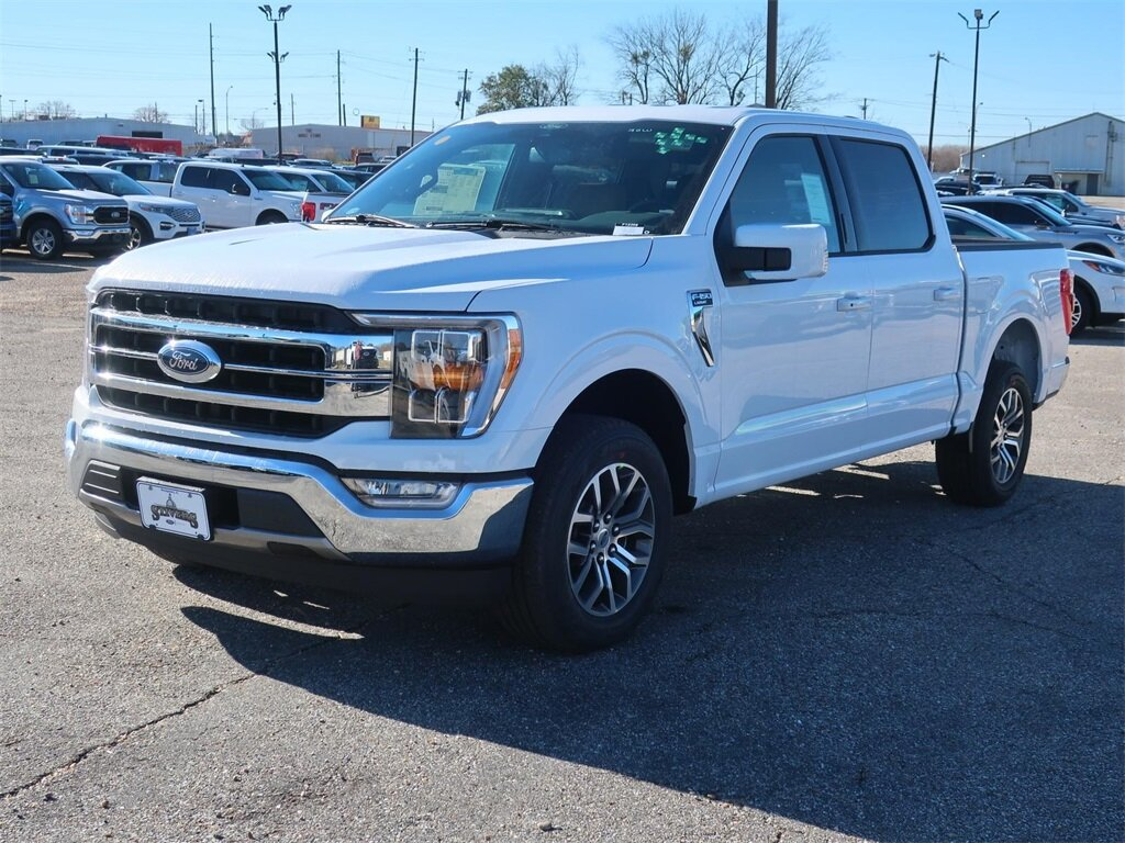 2021 Ford F-150 Lariat Truck 4 Door RWD Automatic
