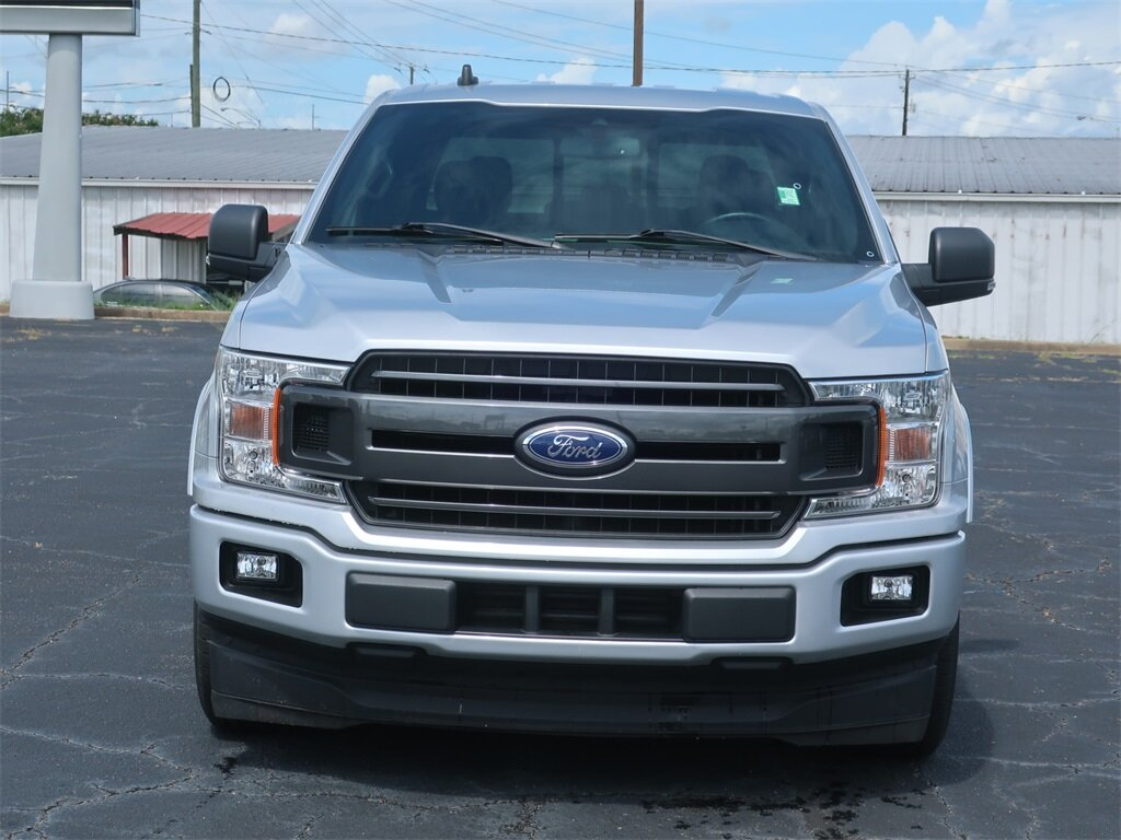 2019 Ford F-150 XLT 4 Door RWD Truck Twin Turbo Regular Unleaded V-6 2.7 L/164 Engine Automatic
