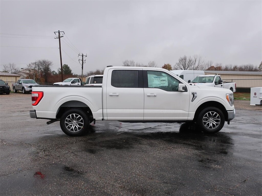 2021 Ford F-150 Lariat 4 Door Automatic RWD 2.7L V6 EcoBoost Engine Truck