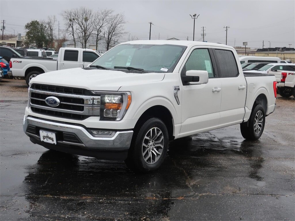 2021 Ford F-150 Lariat Automatic Truck RWD 2.7L V6 EcoBoost Engine 4 Door