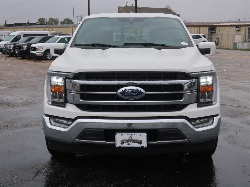 2021 Ford F-150 Lariat Automatic 2.7L V6 EcoBoost Engine 4 Door Truck RWD