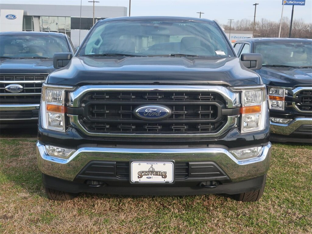2021 Ford F-150 XLT 3.3L V6 Engine 4 Door Automatic