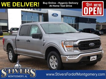 2021 Ford F-150 XLT 2.7L V6 EcoBoost Engine Automatic Truck