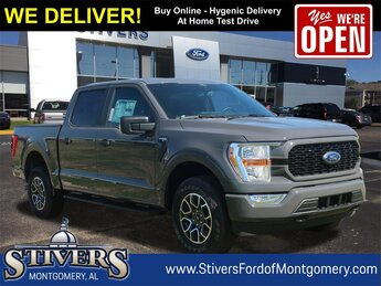 2021 Lead Foot Ford F-150 XL Automatic 2.7L V6 EcoBoost Engine 4X4 Truck