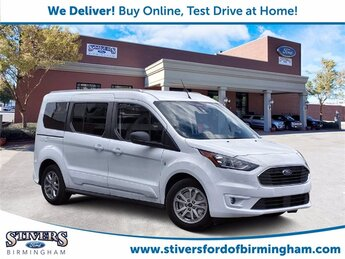 2021 Ford Transit Connect XLT I4 Engine Automatic FWD