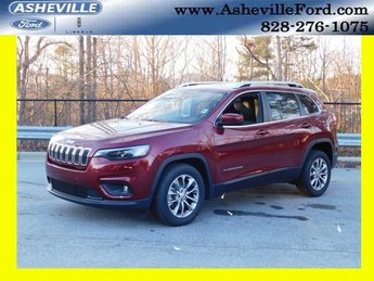 2019 Jeep Cherokee Latitude Plus FWD Automatic 2.4L I4 Engine SUV 4 Door