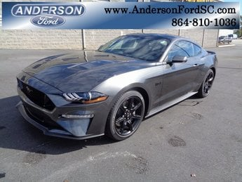 2019 Ford Mustang GT 5.0L V8 Ti-VCT Engine 2 Door Coupe RWD Automatic