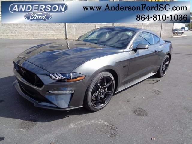 2019 Ford Mustang GT 2 Door RWD Coupe