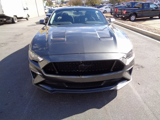 2019 Magnetic Metallic Ford Mustang GT Coupe Automatic RWD 2 Door