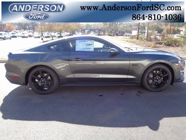 2019 Ford Mustang GT 2 Door Automatic 5.0L V8 Ti-VCT Engine RWD