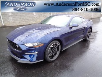 2019 Ford Mustang GT Premium 5.0L V8 Ti-VCT Engine 2 Door RWD Coupe