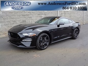 2019 Ford Mustang GT RWD 5.0L V8 Ti-VCT Engine 2 Door Automatic Coupe