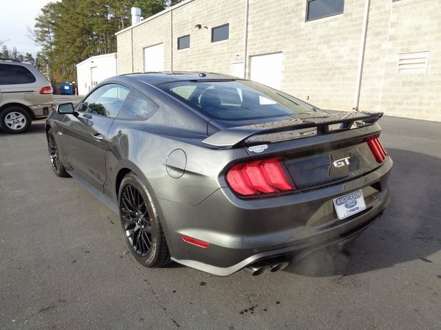 2019 Ford Mustang GT Premium RWD Coupe 2 Door Automatic 5.0L V8 Ti-VCT Engine