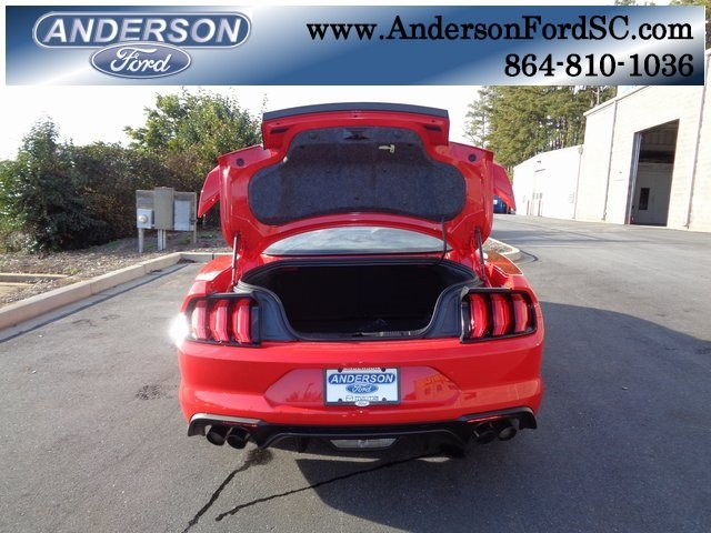 2019 Ford Mustang GT 2 Door Manual 5.0L V8 Ti-VCT Engine
