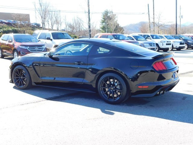 2018 Shadow Black Ford Mustang Shelby GT350 Coupe 2 Door RWD