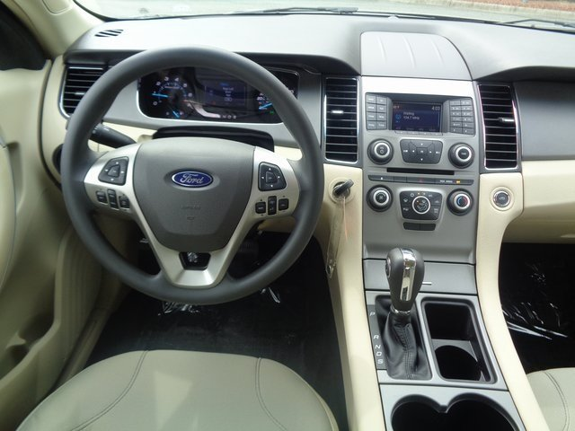 2018 Ford Taurus SE 4 Door 3.5L V6 Ti-VCT Engine Automatic
