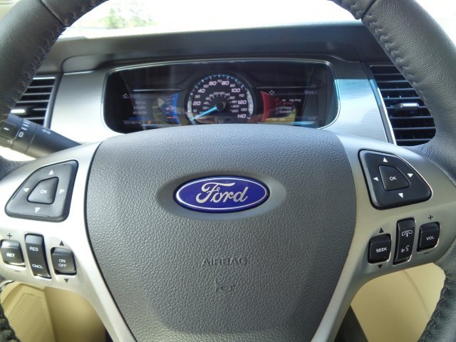2018 Ford Taurus SEL Automatic FWD 3.5L V6 Ti-VCT Engine 4 Door