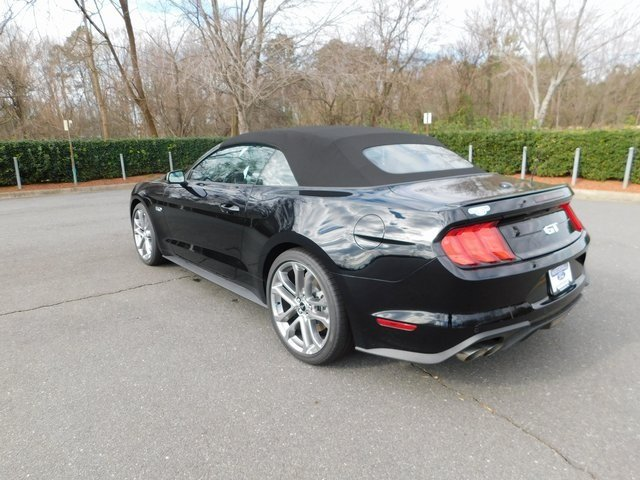 2018 Ford Mustang GT Premium RWD 5.0L V8 Ti-VCT Engine 2 Door Automatic Convertible