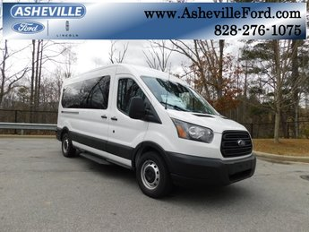 2019 Oxford White Ford Transit-350 XL 3.7L V6 Ti-VCT 24V Engine RWD Automatic 3 Door