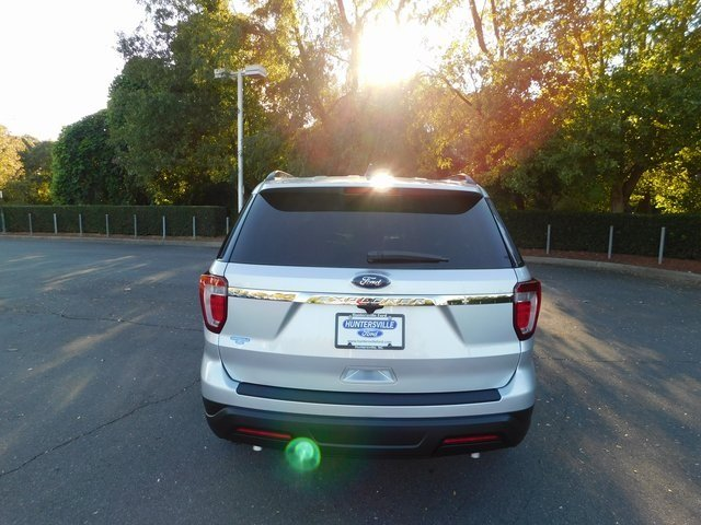 2019 Ford Explorer Base 3.5L V6 Ti-VCT Engine Automatic SUV 4 Door