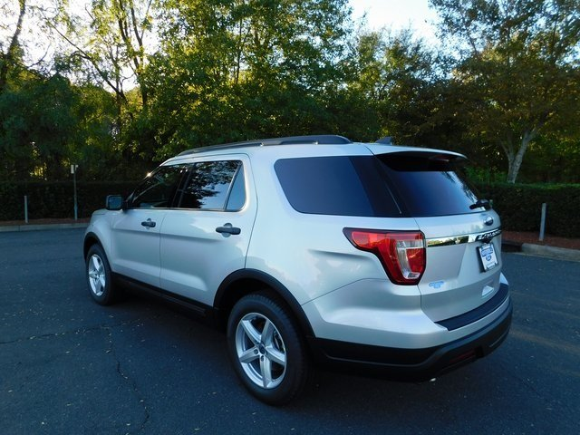 2019 Ford Explorer Base SUV 3.5L V6 Ti-VCT Engine FWD 4 Door