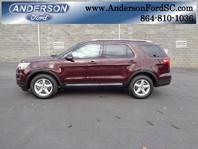 2019 Ford Explorer XLT 3.5L V6 Ti-VCT Engine Automatic SUV