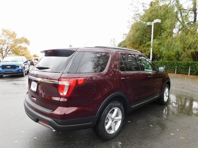 2019 Ford Explorer XLT FWD Automatic SUV 4 Door