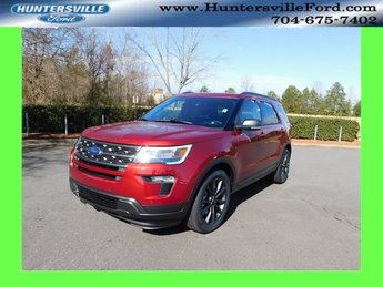2019 Ford Explorer XLT FWD SUV Automatic