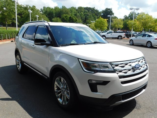 2018 Ford Explorer XLT SUV 3.5L V6 Ti-VCT Engine Automatic FWD