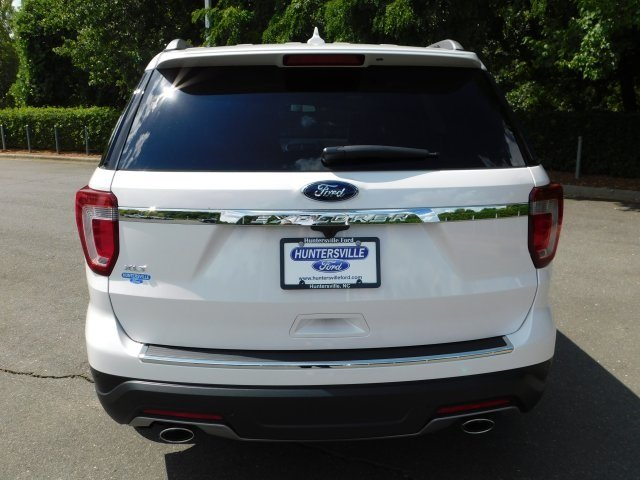 2018 Ford Explorer XLT 4 Door FWD SUV 3.5L V6 Ti-VCT Engine