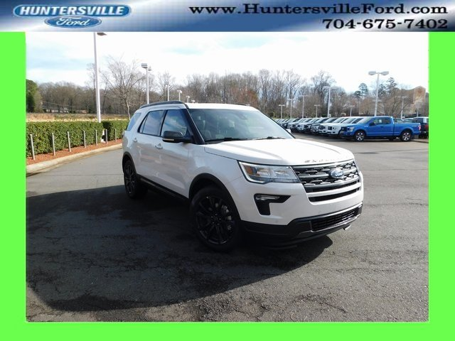 2019 Ford Explorer XLT Automatic SUV 3.5L V6 Ti-VCT Engine