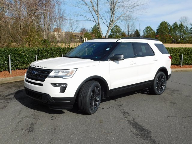 2019 Ford Explorer XLT SUV Automatic 3.5L V6 Ti-VCT Engine