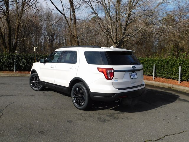 2019 Ford Explorer XLT SUV Automatic FWD