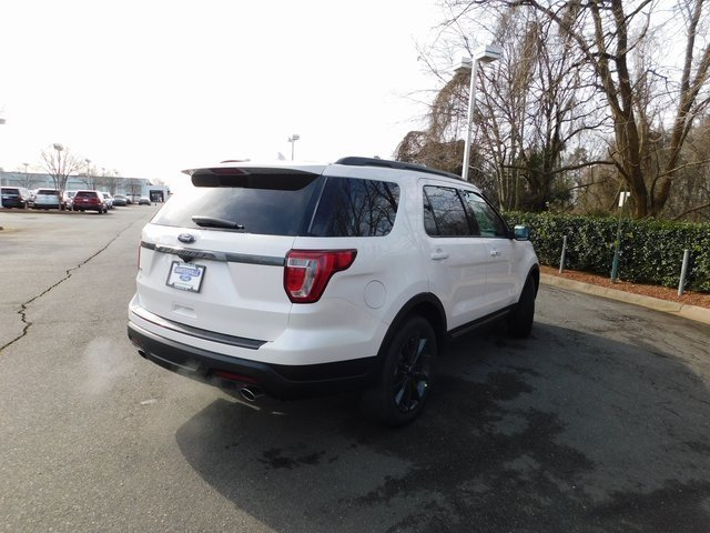 2019 Ford Explorer XLT 3.5L V6 Ti-VCT Engine FWD SUV