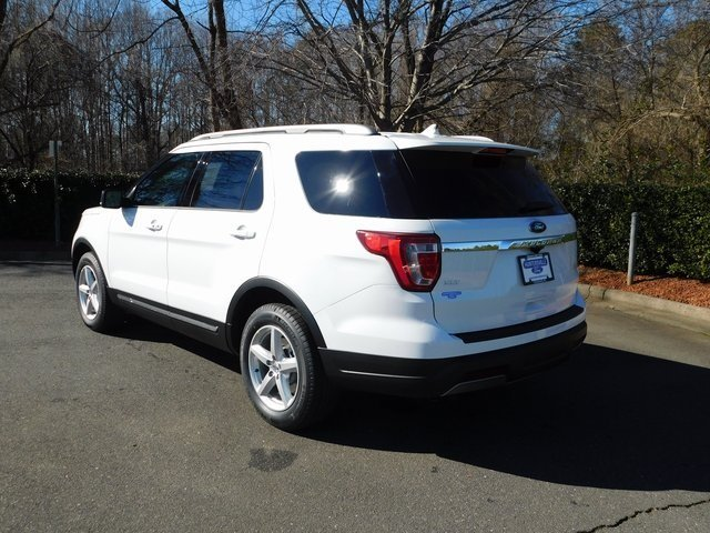 2019 Ford Explorer XLT Automatic 3.5L V6 Ti-VCT Engine FWD