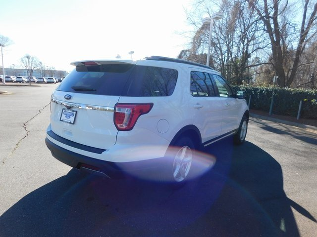 2019 Ford Explorer XLT FWD 4 Door SUV 3.5L V6 Ti-VCT Engine Automatic