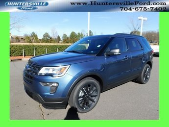 2019 Ford Explorer XLT 3.5L V6 Ti-VCT Engine SUV Automatic FWD