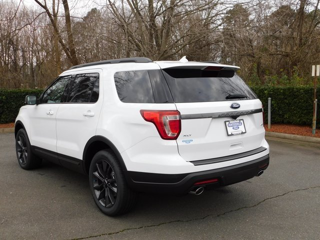 2019 Ford Explorer XLT 4 Door 3.5L V6 Ti-VCT Engine SUV Automatic