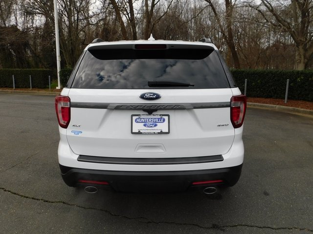 2019 Ford Explorer XLT 4X4 SUV 4 Door Automatic 3.5L V6 Ti-VCT Engine