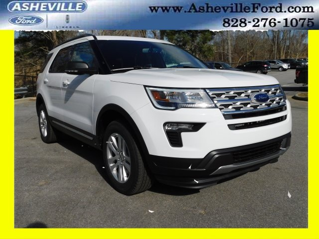 2019 Ford Explorer XLT 4 Door 3.5L V6 Ti-VCT Engine Automatic SUV 4X4