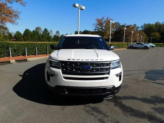 2019 Ford Explorer XLT 4X4 SUV 3.5L V6 Ti-VCT Engine Automatic