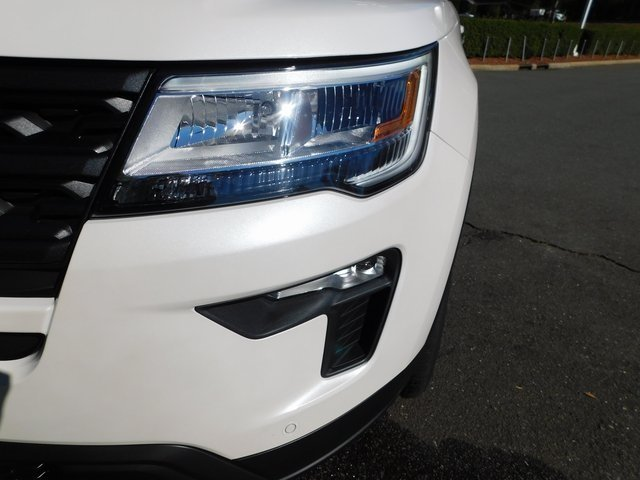 2019 Ford Explorer XLT 4 Door 4X4 3.5L V6 Ti-VCT Engine SUV Automatic