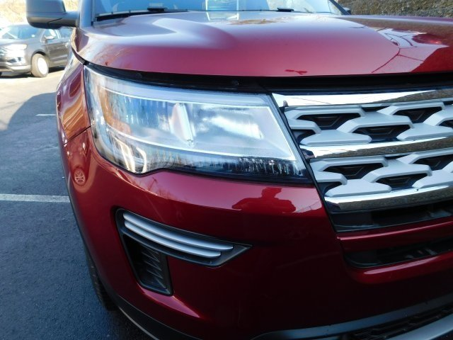 2019 Ford Explorer XLT 4X4 3.5L V6 Ti-VCT Engine Automatic 4 Door SUV