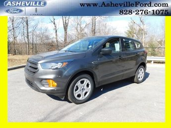 2019 Ford Escape S Automatic 4 Door 2.5L iVCT Engine FWD